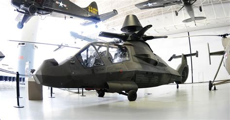 This Is the F-35 of Helicopters: Meet the RAH-66 Comanche