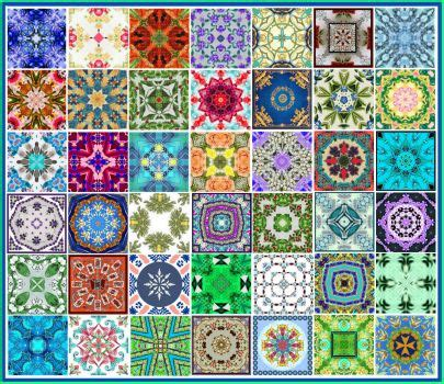 Solve 407 - kaleido jigsaw puzzle online with 304 pieces