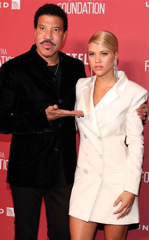 Lionel Richie & Sofia Richie from The Big Picture: Today's