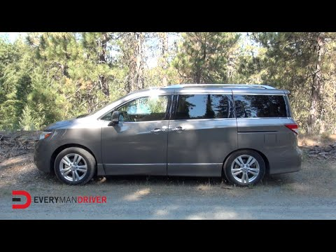 2009 Nissan Quest Crash Test Ratings