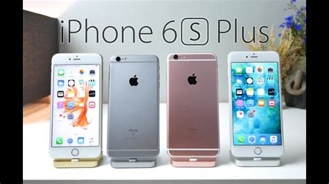 iPhone 6S Plus Review! - YouTube