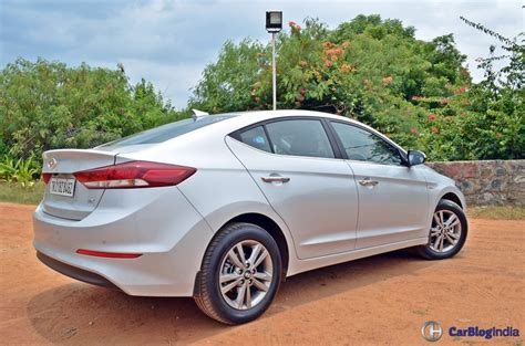 2016 Hyundai Elantra Test Drive Review Specifications