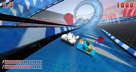Topps Speed Racer Candy Tracks online racing game - RingPo