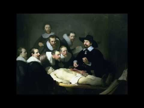 The Anatomy Lesson of Dr Nicolaes Tulp (1632) – The Ark of