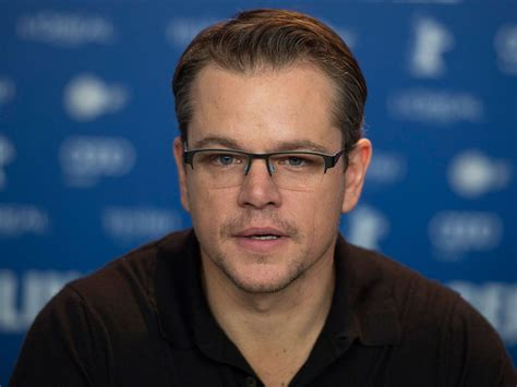 Matt Damon apologises for offending people with comments