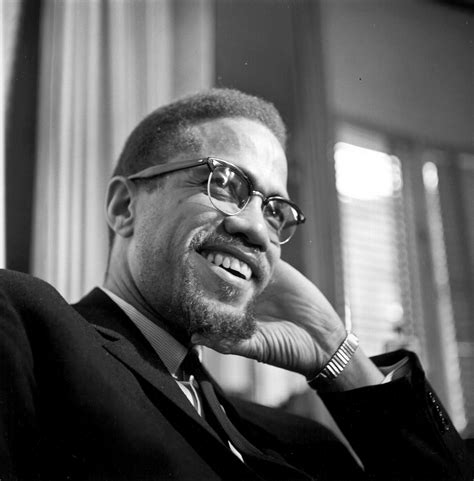 Watch Footage Of Malcolm X Eerily Speak Of Fear On The