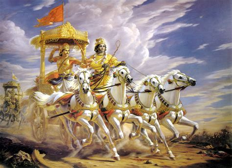 10 Life changing quotes from Bhagavad gita for