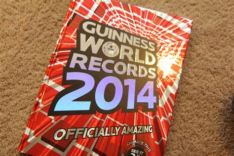 Guinness World Records 2014 Edition - MomStart