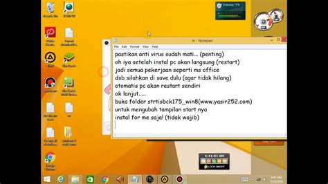 pasang tema anime di windows 8