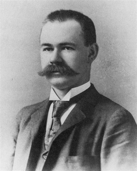 Herman Hollerith (1860-1929) Photograph by Granger