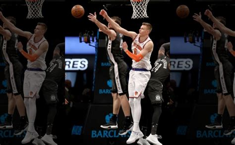 Knicks hold on to beat Nets after Porzingis leaves (Dec 14