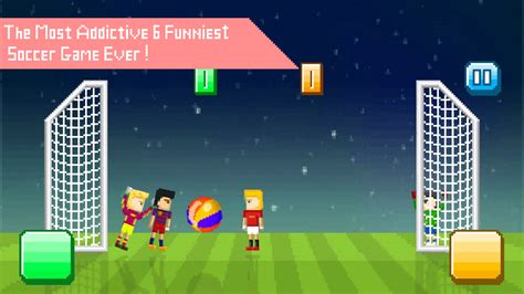 Funny Soccer - 2 Player Games - Android Apps on Google Play