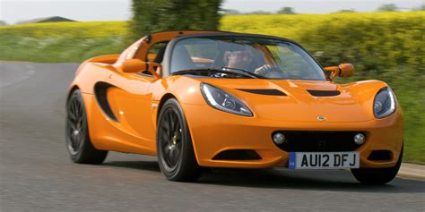 The Lotus Elise Is Returning to America