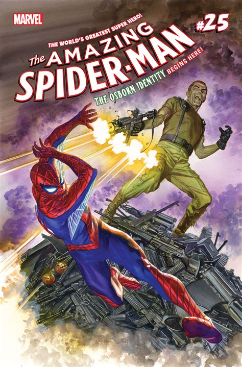 AMAZING SPIDER-MAN #25 preview – First Comics News