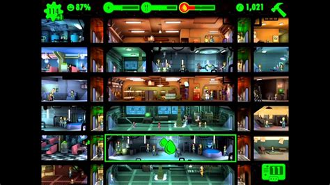 Fallout Shelter - ANDROID USERS -100 Dwellers - YouTube