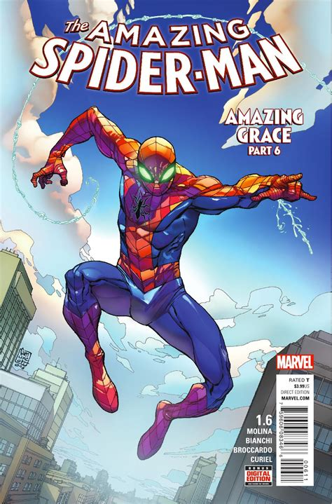 Preview: The Amazing Spider-Man #1