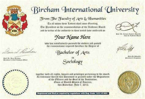 Bachelor's Degree Online via distance learning