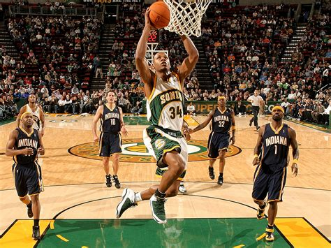 The Seattle Supersonics could return by 2020