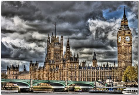Big Ben, Tower of London, Buckingham Palota – London