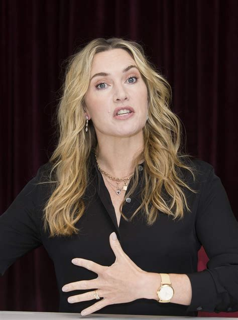 KATE WINSLET at The Mountain Between Us Photocall at 2017
