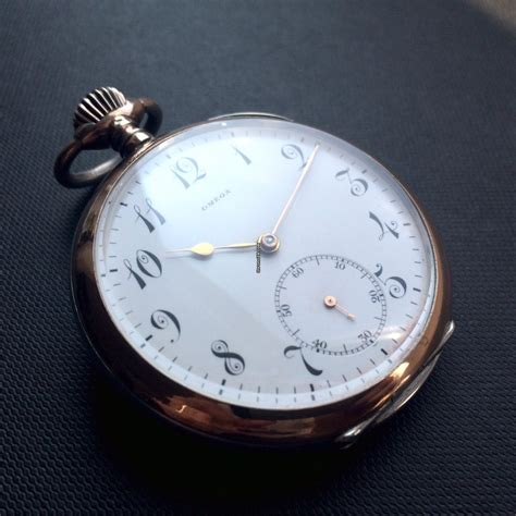 Omega Grand Prix Paris 1900 for £464 for sale from a