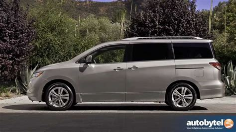 2012 Nissan Quest Test Drive & Minivan Review - YouTube