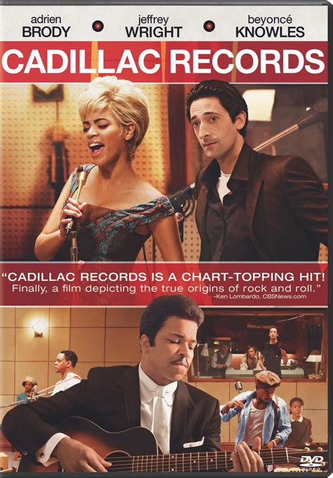 Cadillac Records DVD Release Date March 10, 2009