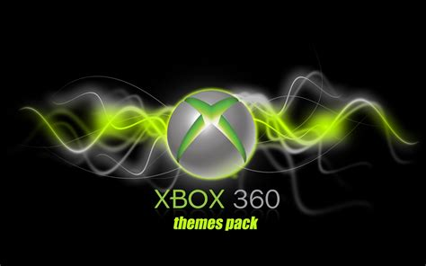 xbox 360 custom themes pack (w/download) - YouTube