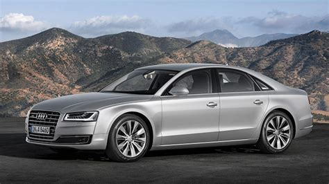 It's the new Audi A8 | Top Gear