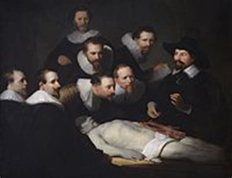 The Anatomy Lesson of Dr